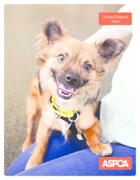 ASPCA Annual Report 2014