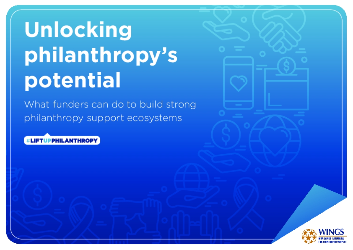 Unlocking Philanthropy's Potential