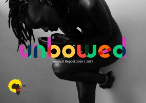 unbowed: Annual Report 2016 / 2017