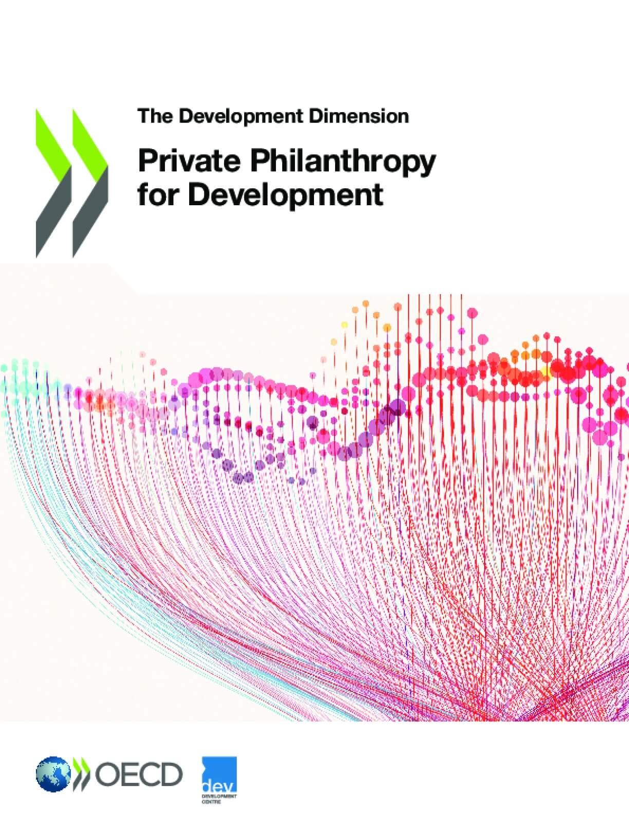 OECD 2018 Private Philanthropy for Development